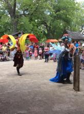 Fan Dancer Parade Edited